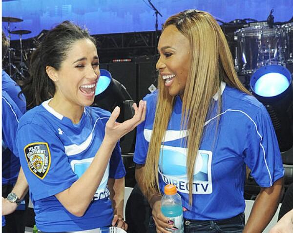 Serena Williams y Meghan
