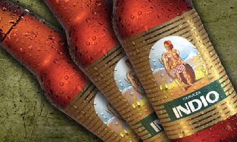La cervecería Cuauhtémoc comercializa la cerveza Indio desde 1983. (Foto tomada de facebook.com/cervezaindio)
