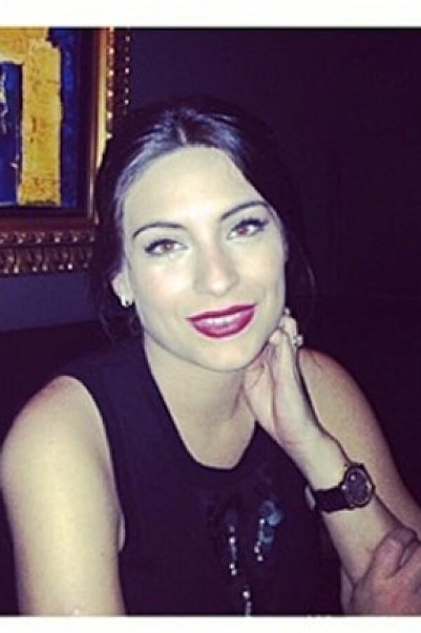 La actriz aseguró en una entrevista que a Alejandro y a ella atravesaron por una crisis, lo cual ocasionó que su boda fuera pospuesta.