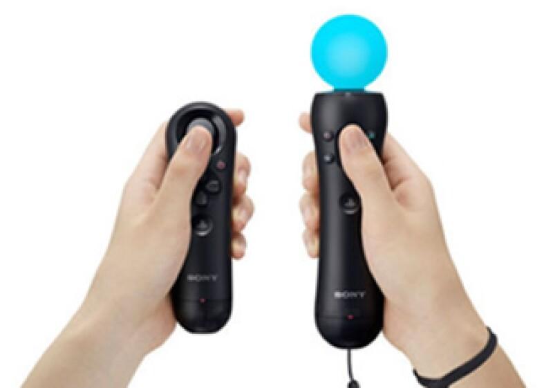 Sony y su nuevo control de movimiento (Foto: Sony)