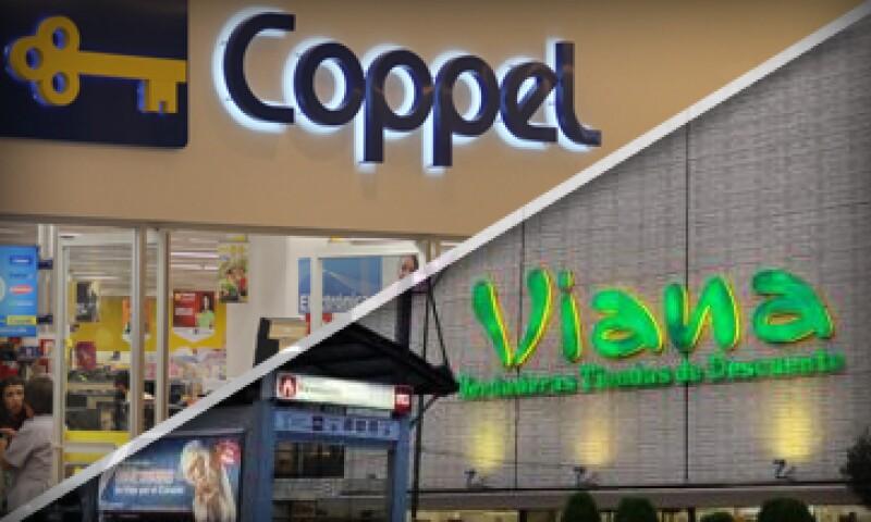 Coppel tiene 1,149 puntos de venta en México. (Foto: Especial)