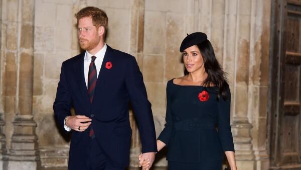 Meghan y Harry cumplen 6 meses de matrimonio
