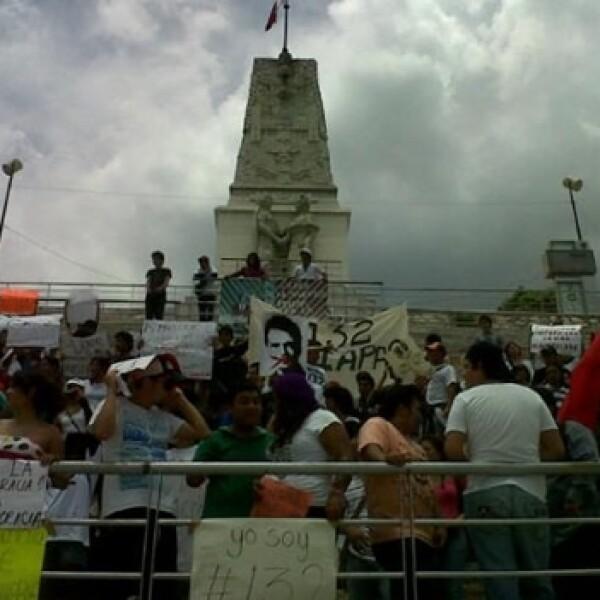yosoy132 marcha antipeña en chiapas