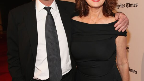 Richard Gere y Susan Sarandon.