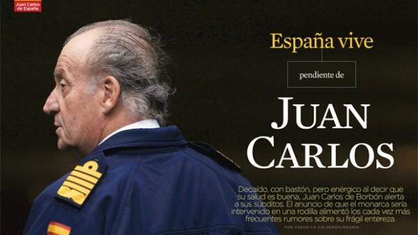 La nueva edición de la revista Quién presenta un recuento de la salud del monarca español que a últimas fechas se ha visto un tanto frágil.