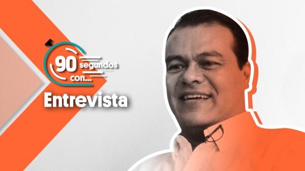 #90SegundosCon | Juan Zepeda