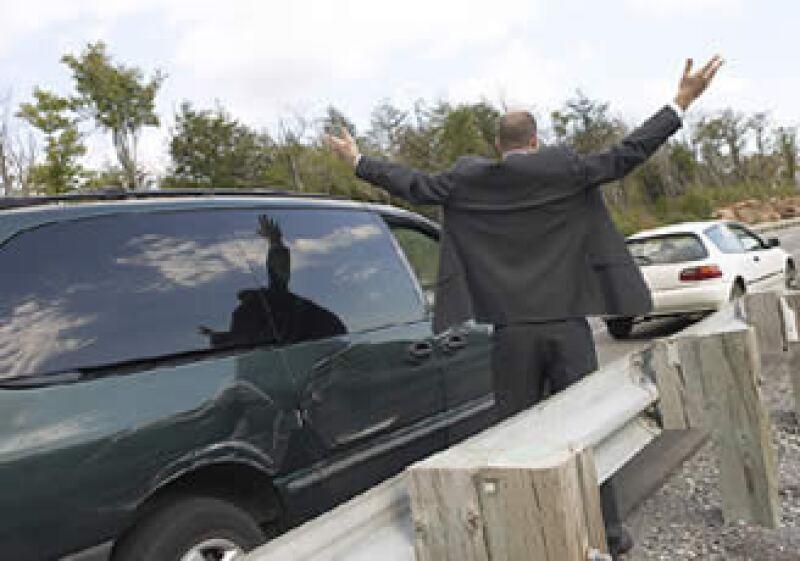 Todas las pólizas de seguro automotriz tienen como cobertura básica la Responsabilidad Civil o Daños a Terceros. (Foto: Jupiter Images)