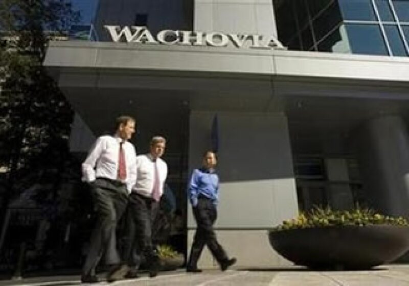 En una unidad de Wachovia iniciaron las averiguaciones por transferencias de casas de cambio mexicanas. (Foto: Reuters)