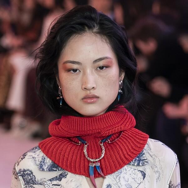 PFW-Paris-Fashion-Week-Runway-Pasarela-Beauty-Look-Belleza-Chloe