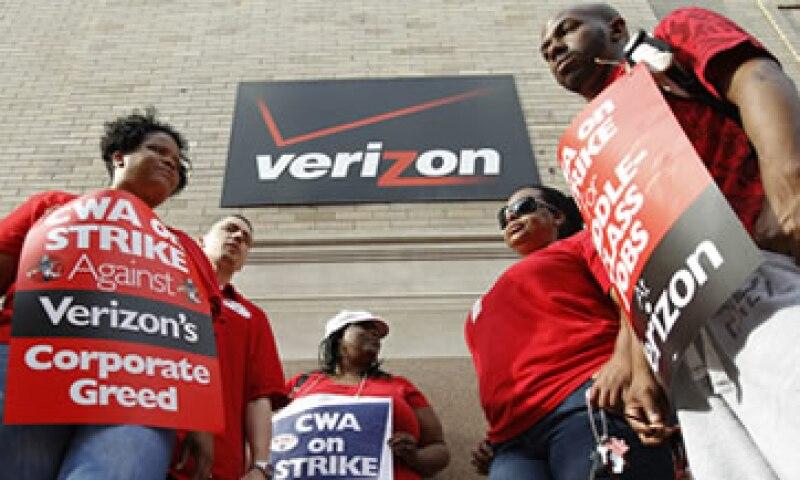 Los sabotajes contra Verizon afectaron a un departamento policial y a un hospital, entre otros, según su vocero. (Foto: AP)