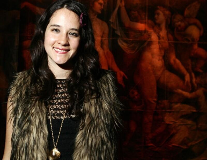 Ximena no sólo ha sido nominada a importantes premios, tambén es reconocida por sus colegas músicos.