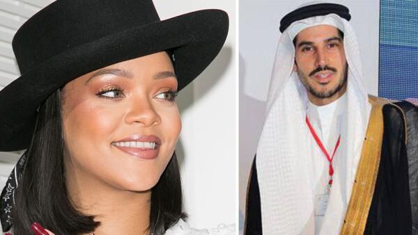 Rihanna y Hassan Jameel