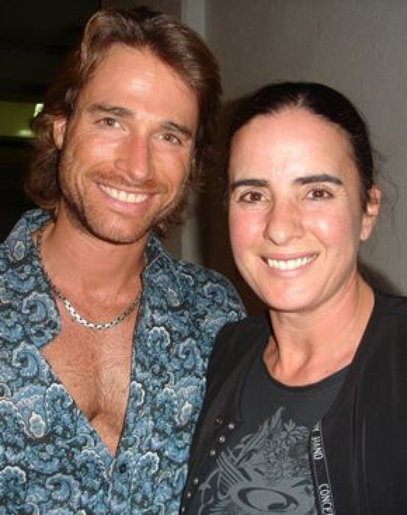 El actor y modelo argentino visitó el Spa de la Conciencia y aprendió este método de sanación.