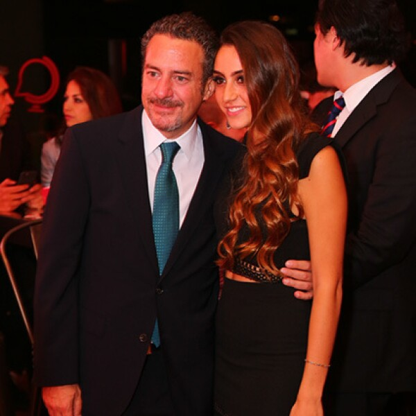 Alberto Betech e Ivonne Cohen