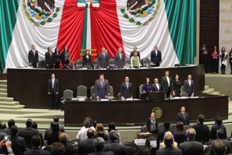 La ley fue aprobada por 330 votos a favor. (Foto: Notimex)