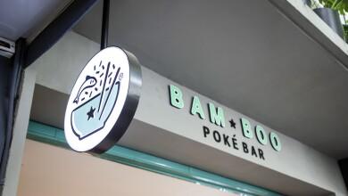 Bamboo Poké Bar