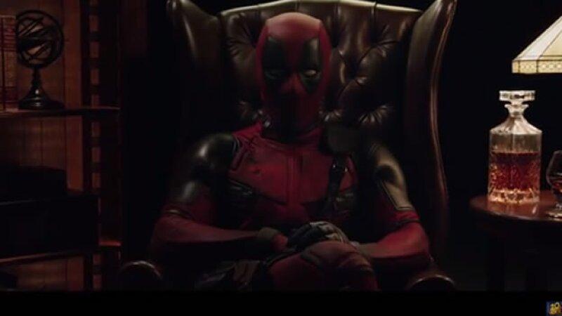 Deadpool se estrenará el 12 de febrero de 2016. (Foto: Youtube/20th Century Fox )