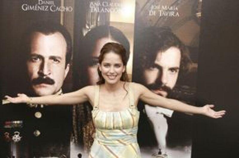 La película mexicana es la única producción latinoamericana que sigue en la contienda por una nominación a la estatuilla dorada a la mejor cinta de lengua extranjera.