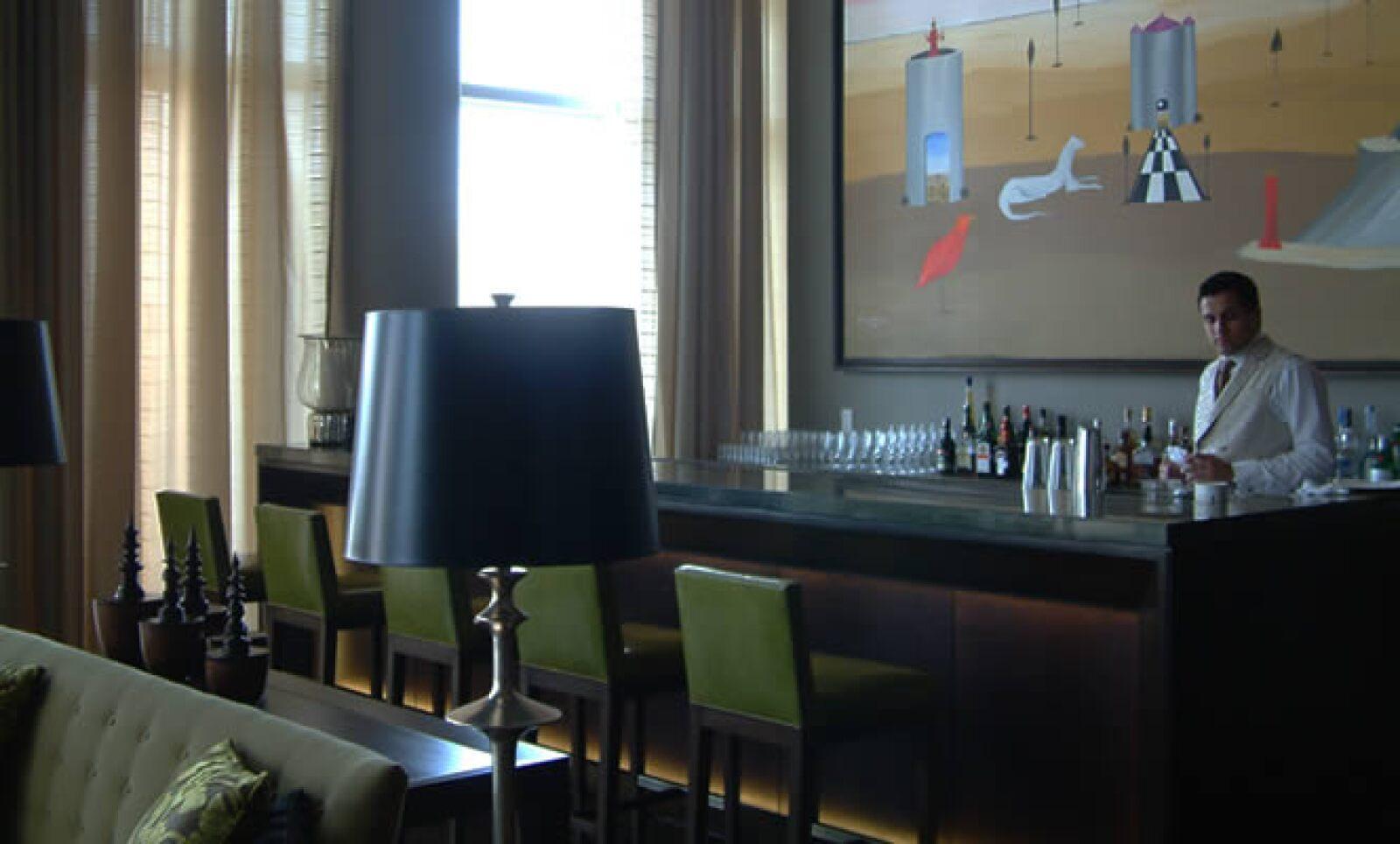 El King Cole Bar, nació en Nueva York en 1900 junto con St. Regis, y ahora llega a la ciudad de México.