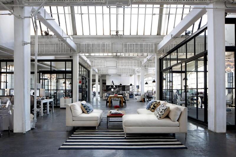 Trabajar en espacios con luz natural aumentará tu rendimiento
