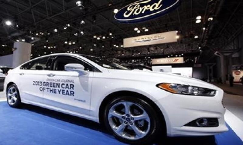 Ford vendió 17.8% más camiones en mayo; es decir, 88,450 unidades.   (Foto: Reuters)