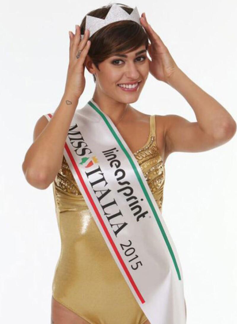 Alice Sabatini causó controversia tras haberse convertido en un fenómeno en las redes sociales debido a sus respuestas en el certamen de belleza.