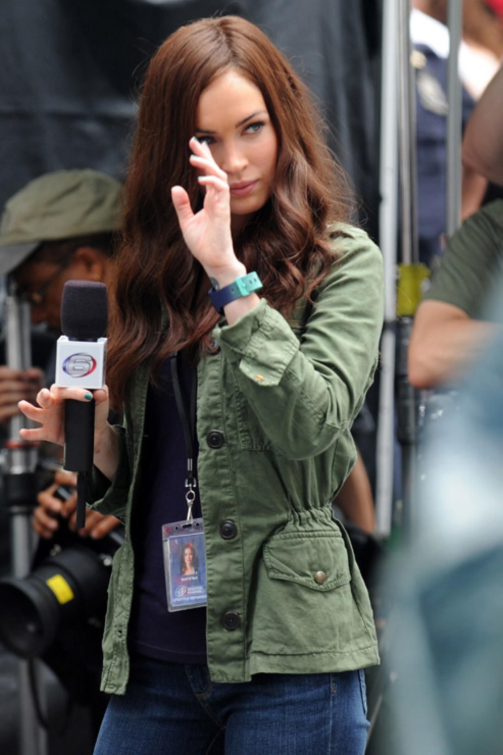 Megan Fox - Tennessee