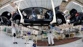 Producción de autos Planta Honda