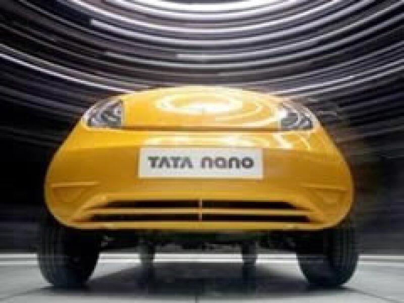 Tata Motors planea lanzar el modelo Nano en Europa. (Foto: Archivo)