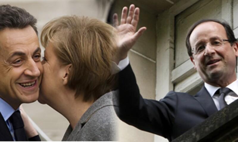 Hollande se ha convertido en un símbolo del distanciamiento de la política europea respecto a la austeridad. (Foto: Especial)