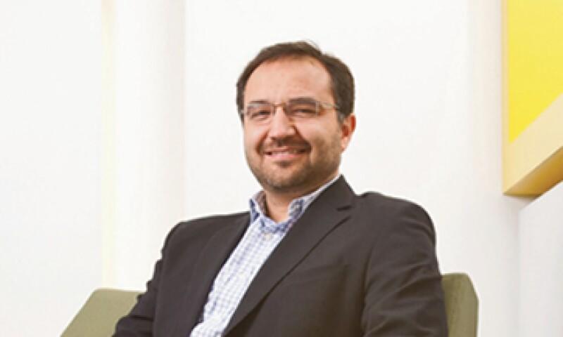 Para Francisco Ceballos, director de MercadoLibre en México, las ventas en línea son una oportunidad de independencia financiera. (Foto: Adán Gutiérrez)