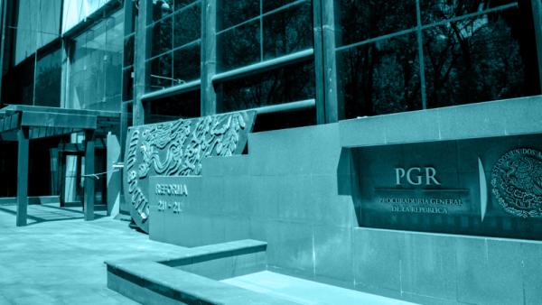 MCCI denuncia PGR
