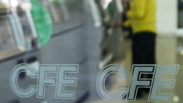 CFE cajero oficina