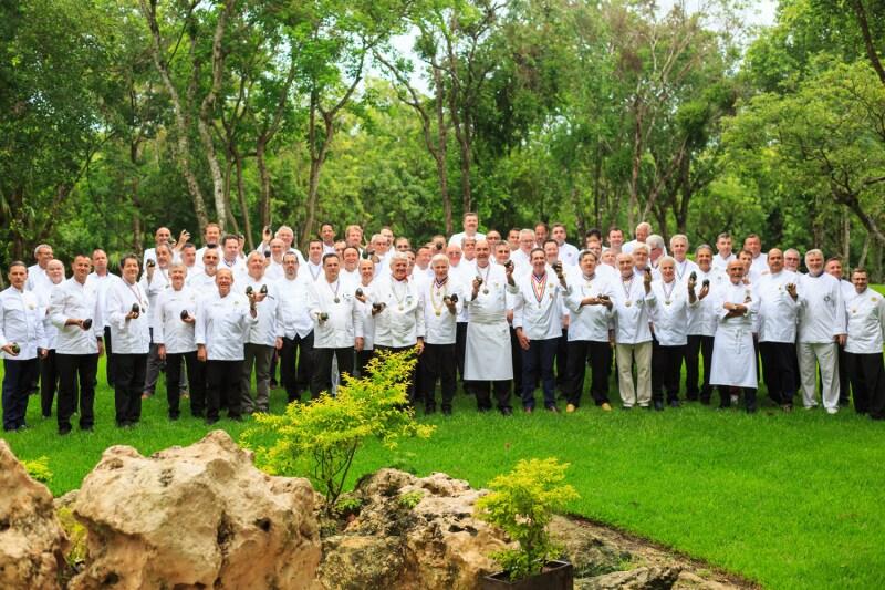 Congreso Anual de los Maestros Cocineros de Francia