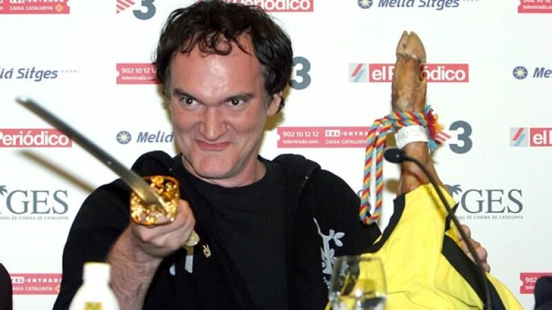 El director de cine y actor Quentin Tarantino está considerado un genio por su CI de 160 y podría utilizar la nueva plataforma de Match.com