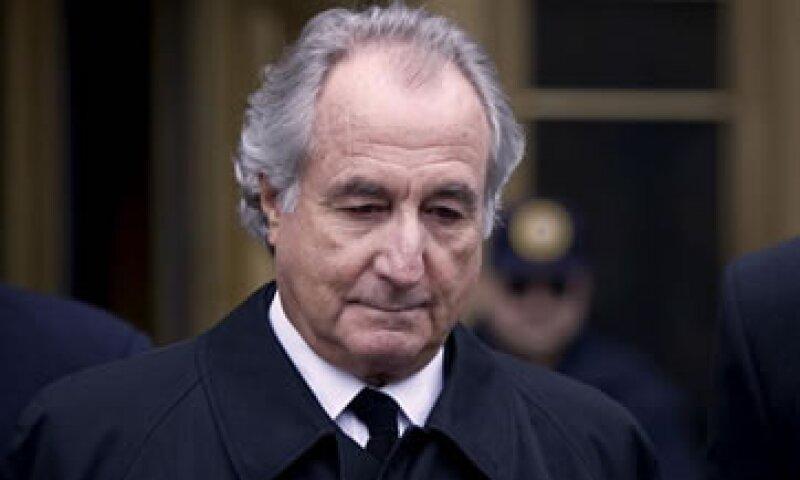 Madoff  ha dicho que el fraude inició en 1987, aunque algunos estiman que pudo haber comenzado en 1960.  (Foto: Getty Images)