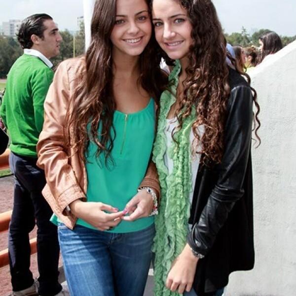 Andrea y Fernanda Igaragorri