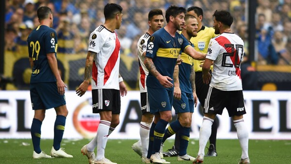 Boca Juniors vs River Plate