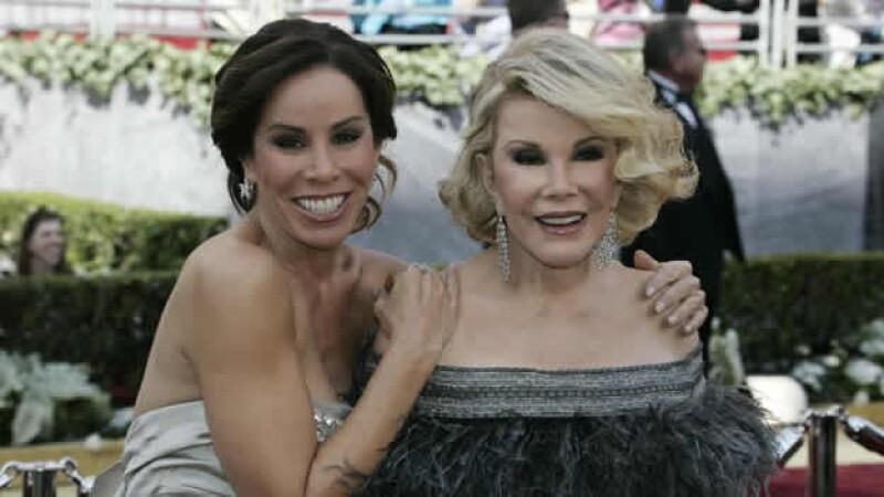 Melissa y Joan Rivers