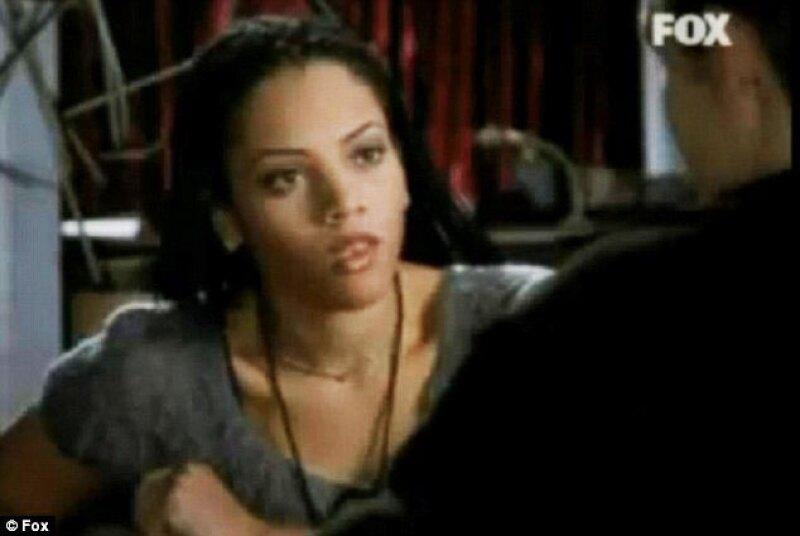 Bianca apareció junto a Katie Holmes y James Van Der Beek en algunos episodios.
