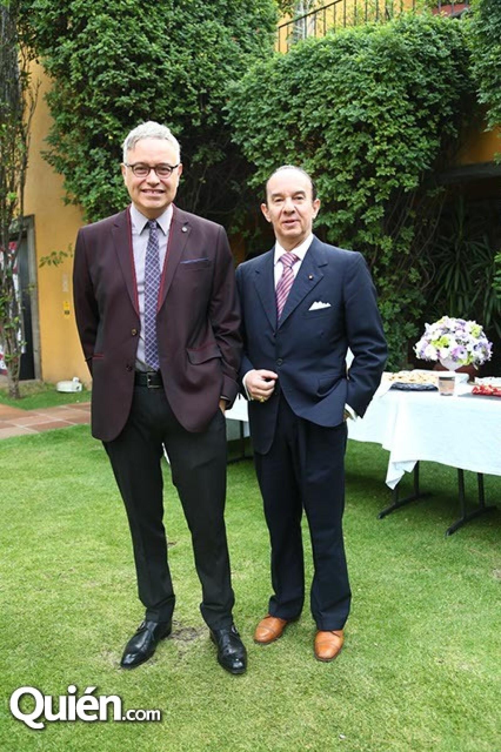 Ramón Corona y Francisco del Cueto