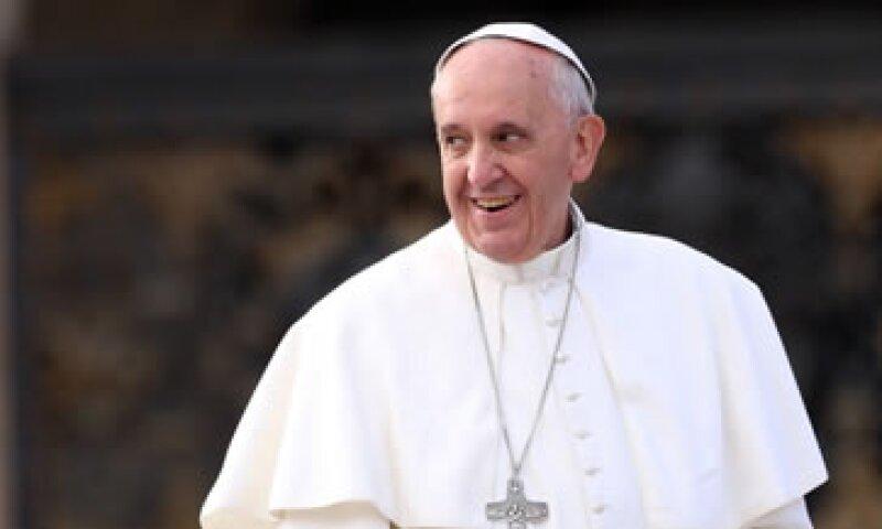 El máximo representante de la Iglesia católica ha optado por vivir una vida modesta. (Foto: Getty Images)