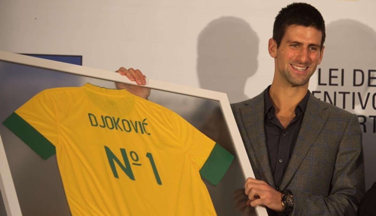 Djokovic - Río de Janeiro, favelas 3
