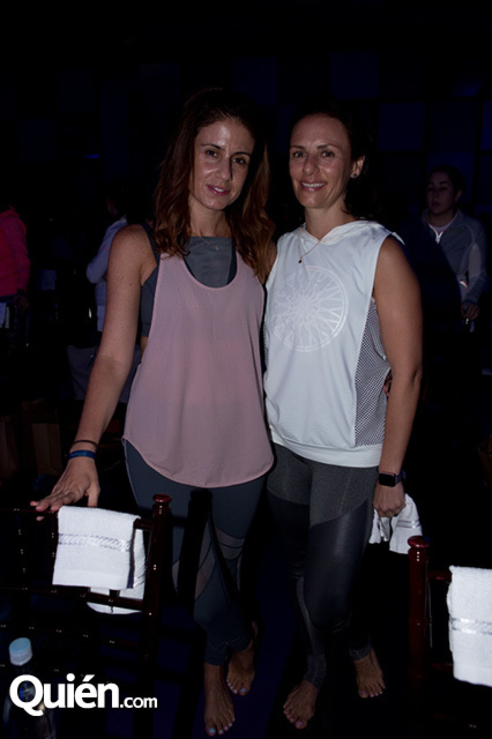 Maricarmen Naim y Sofía Orendain