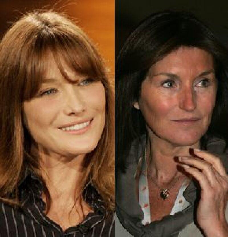 El periódico francés Le Monde pidió disculpas en su primera plana por equivocarse y haber escrito Cécilia en lugar de Carla.