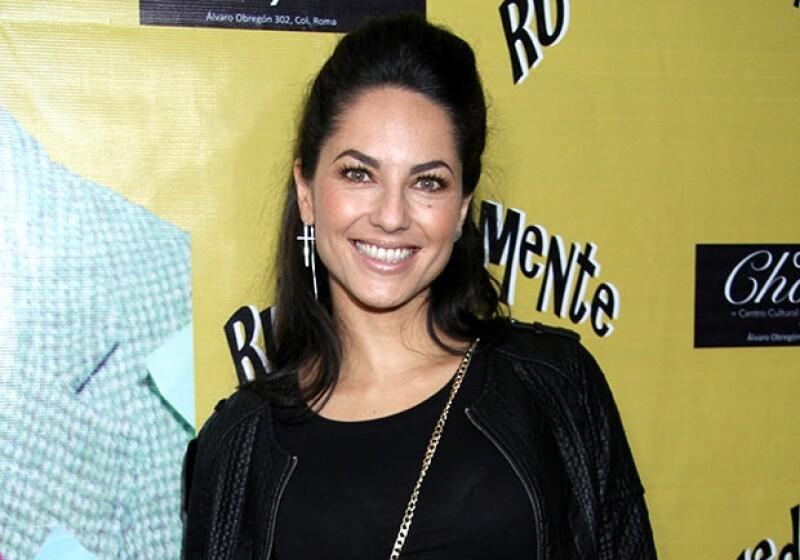 """La actriz mexicana reveló que le gustaría dar vida al ícono del cine mexicano, a la que admira porque fue """"una mujer que hacía lo que se le daba la gana""""."""