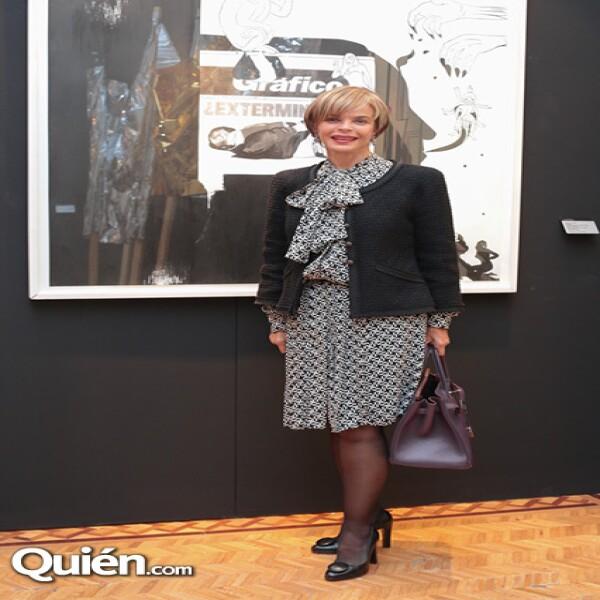 Ana Luisa Lerdo de Tejada de Landucci