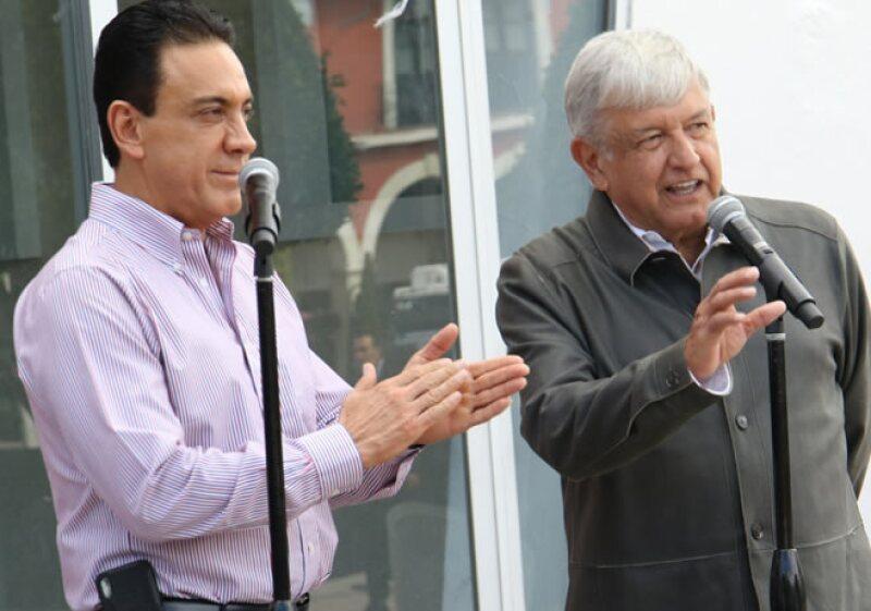 AMLO en Hidalgo
