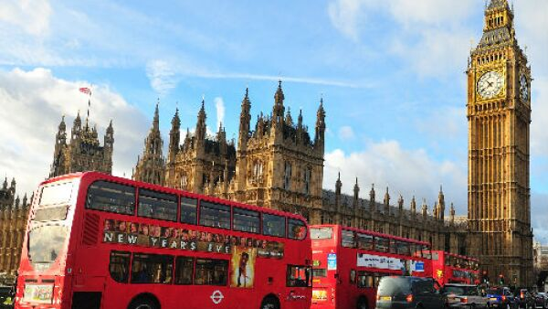 camiones urbanos de Londres