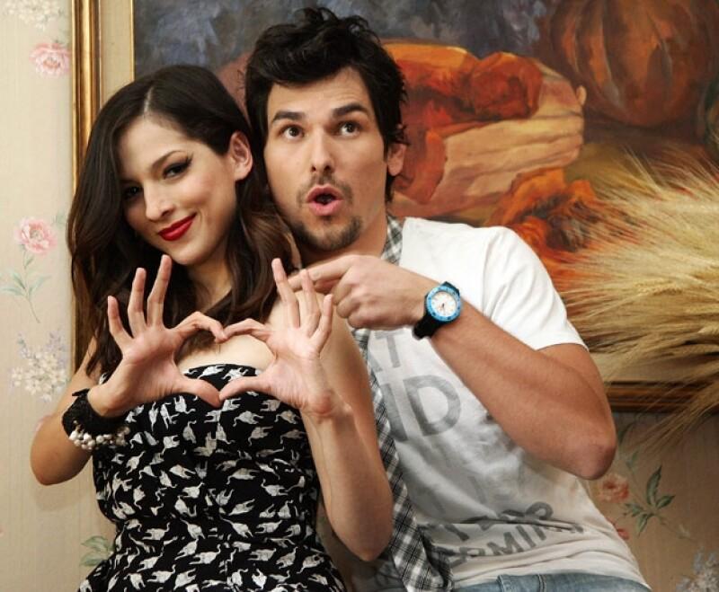 """La cantante mexicana grabó el videoclip del tercer sencillo de su segunda producción discográfica como solista: """"Afortunadamente no eres tú""""."""